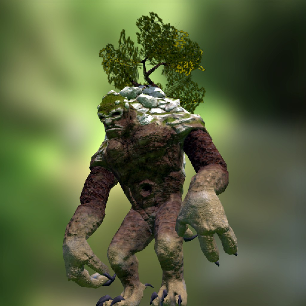 Forest Monster preview image 1