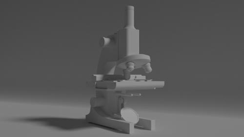 High Poly Microscope preview image