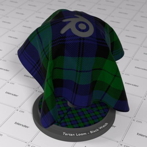 The Tartan Loom preview image
