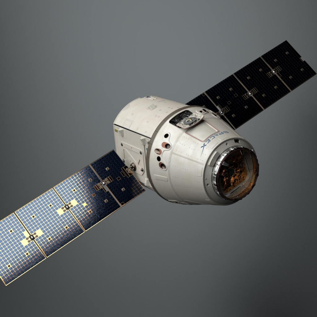 SpaceX Dragon preview image 3