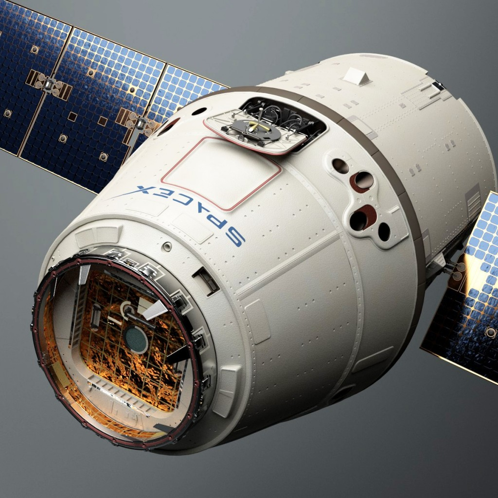 SpaceX Dragon preview image 1