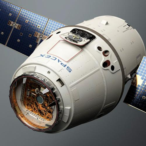 SpaceX Dragon preview image