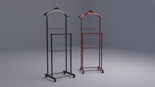 Clothes valet - stand preview image