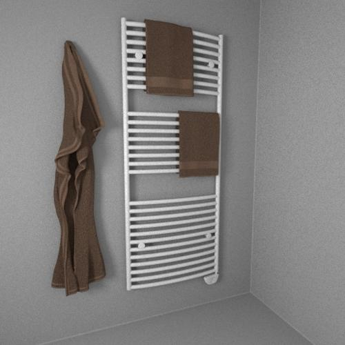 Heated towel rail preview image