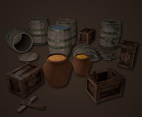 Container Pack preview image