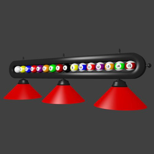 Billiard Lamp preview image