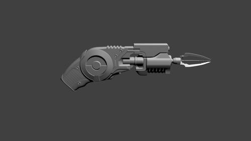 Batman's Batclaw (Materials and textures not included) preview image