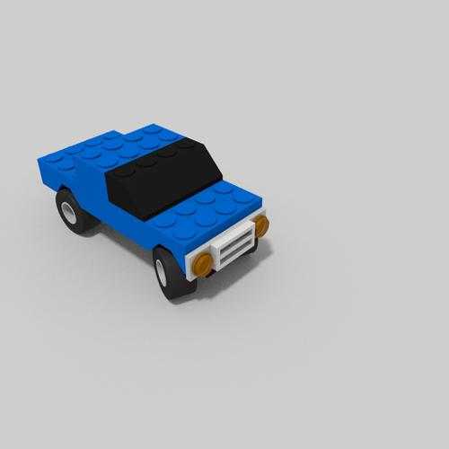 Lego Truck preview image