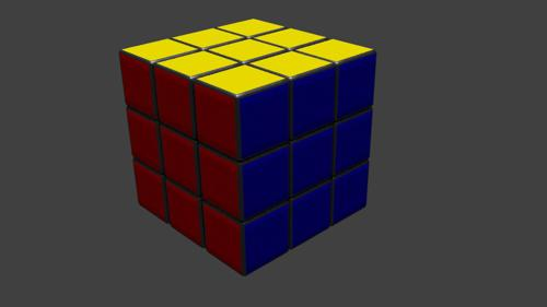 Rubics Cube preview image