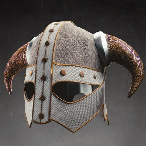 Dragonborn Helmet preview image