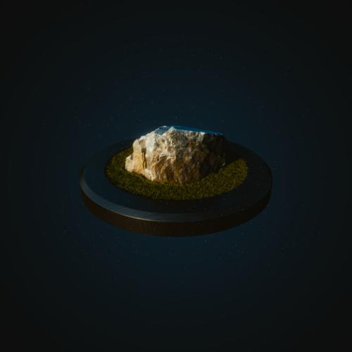 Photorealistic Rock preview image