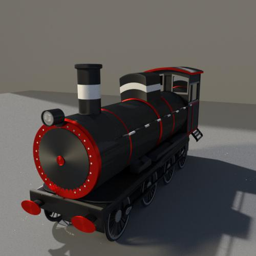 Railway Engine preview image