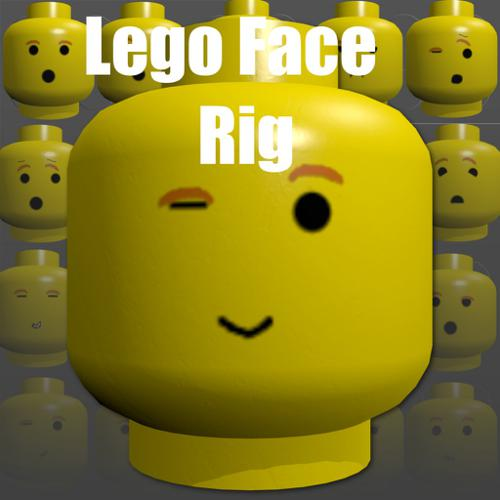 LEGO Face Rig preview image