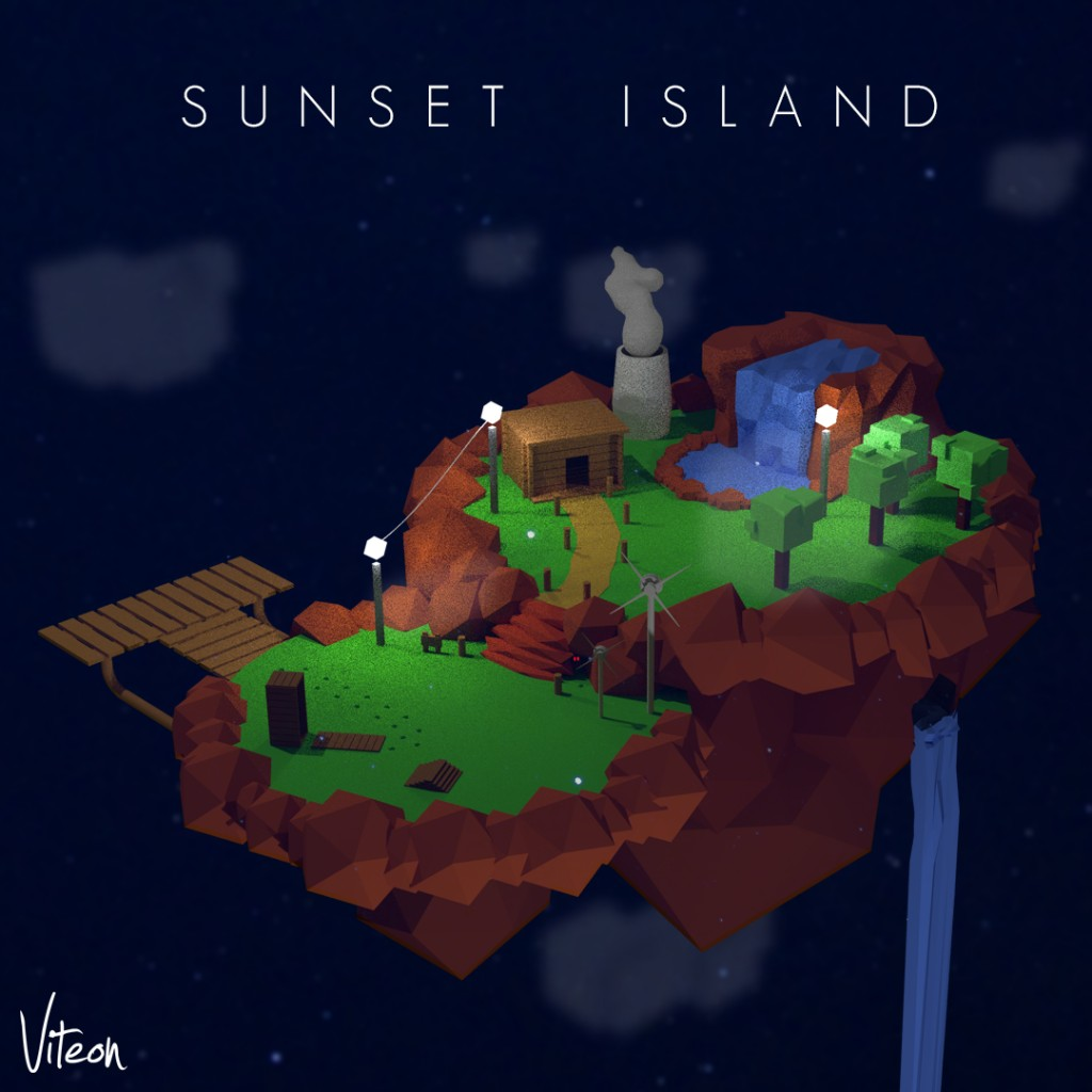 Sunset Island preview image 1