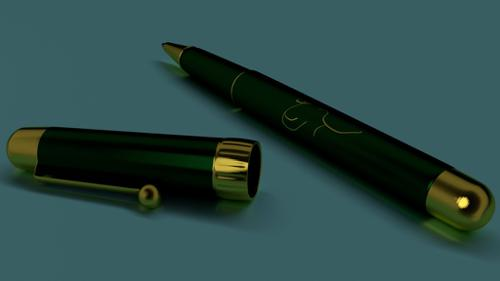 Photorealistic Pen  preview image