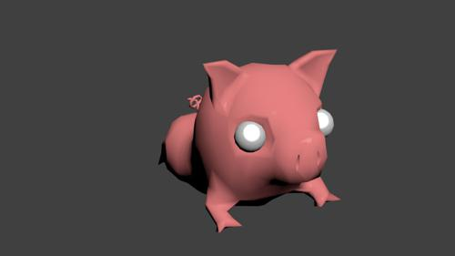 Toony Pig preview image