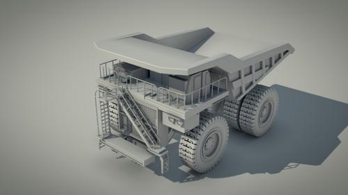 CAT 797 Truck preview image