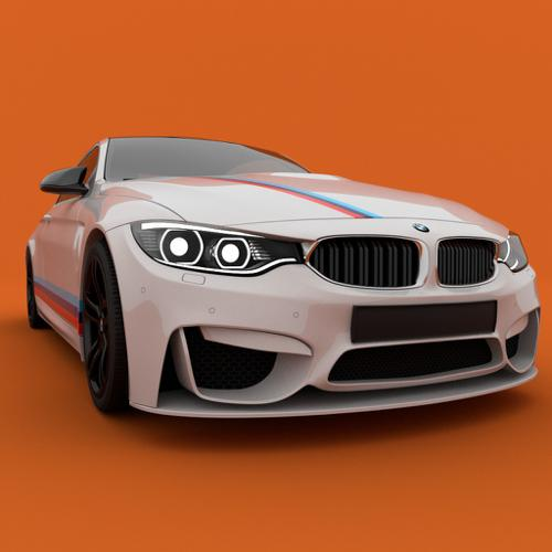 BMW M4 F82 preview image