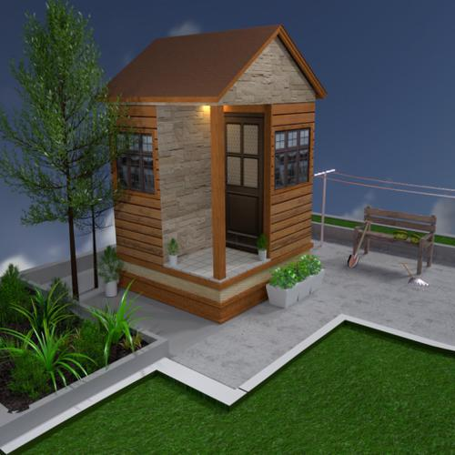 Little house preview image