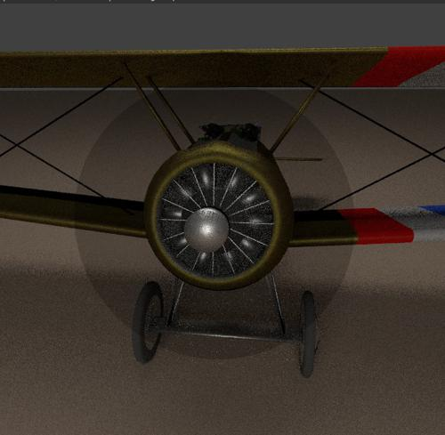 Sopwith Camel F.1 preview image
