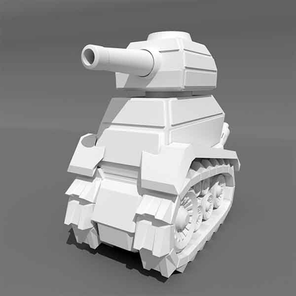 Tank  preview image 1