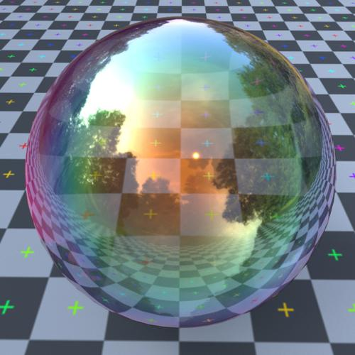 Soapbubble Shader preview image