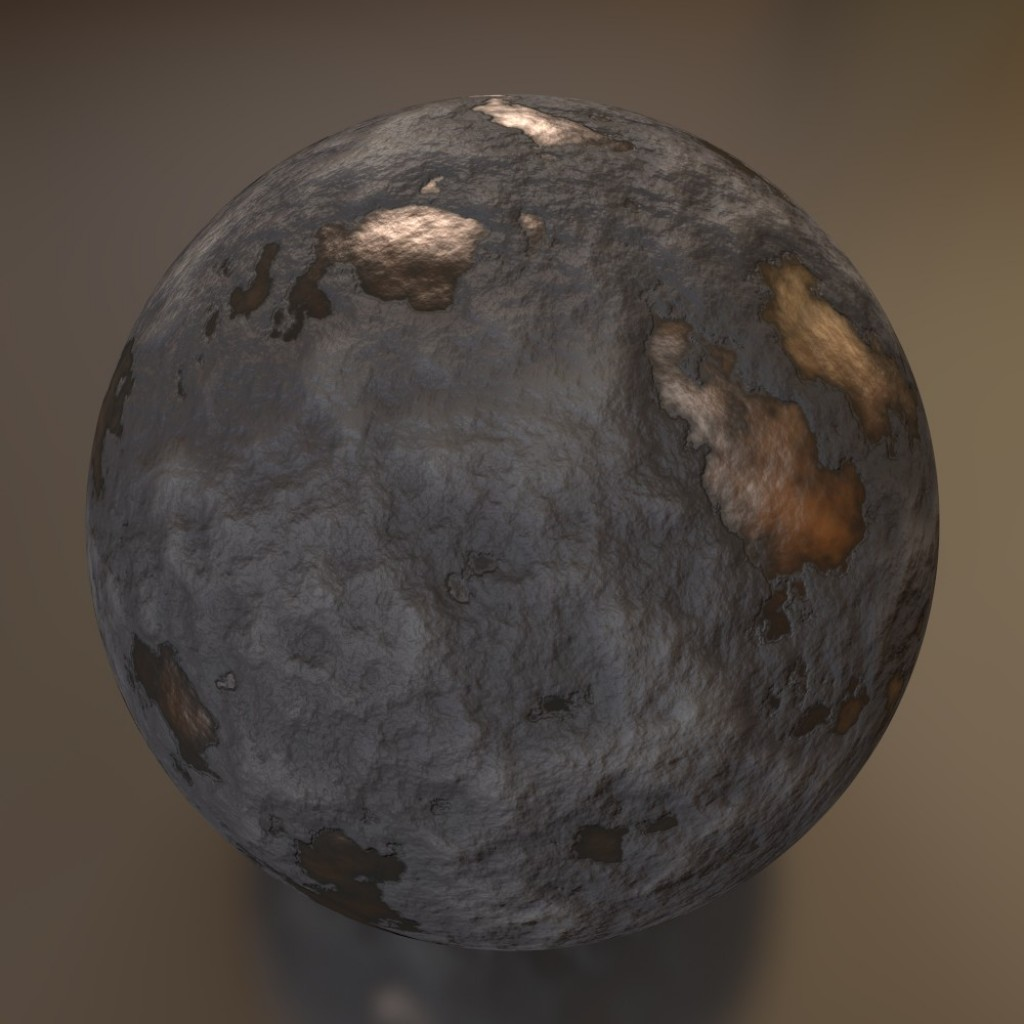 Meteoroid Material preview image 2
