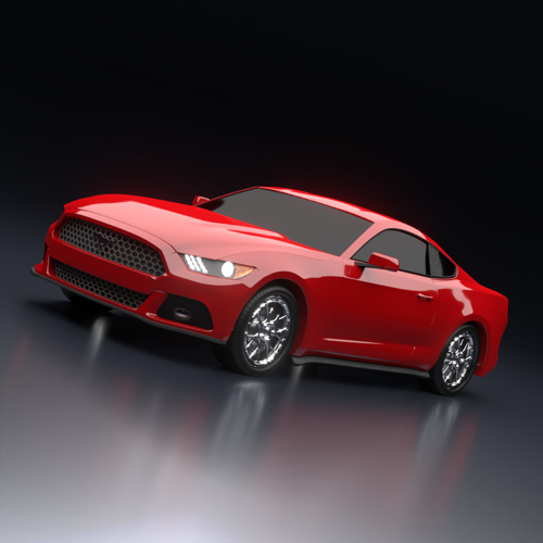 Ford Mustang preview image