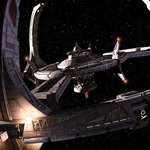 Deep Space Nine (High Poly) preview image