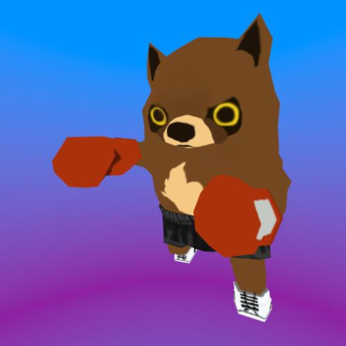 Boxing Bear preview image
