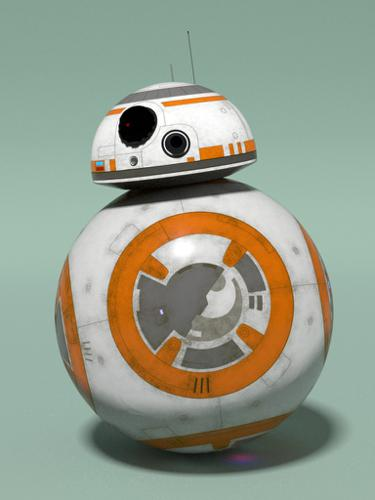BB-8 Droid preview image
