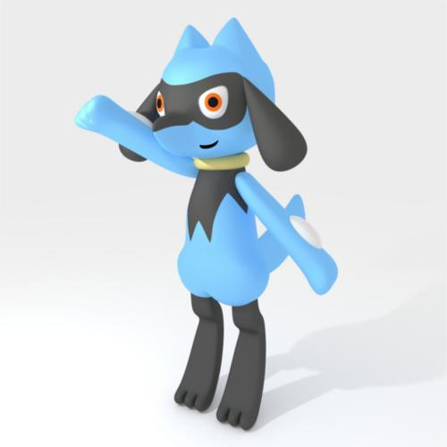 Riolu preview image