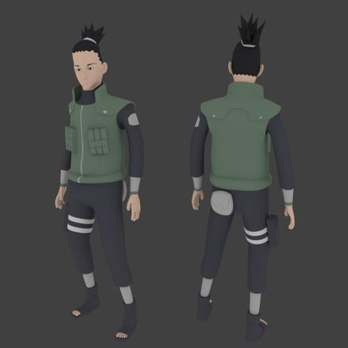 Shikamaru Nara preview image