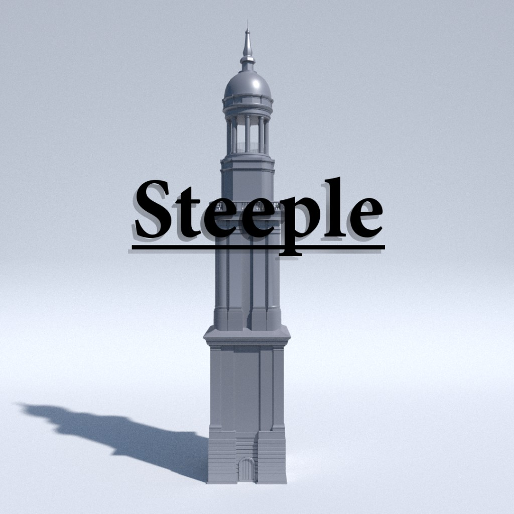 Old Steeple preview image 1