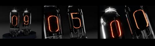 Countdown Nixie Valve Clock preview image