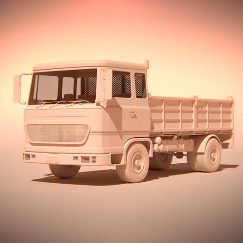 Cargo Truck preview image