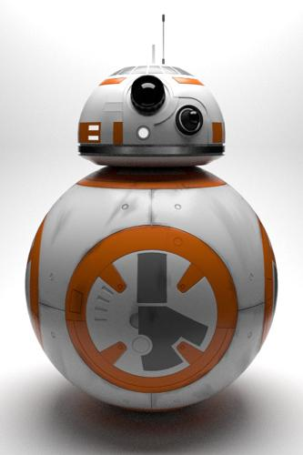 STAR WARS: BB-8 preview image