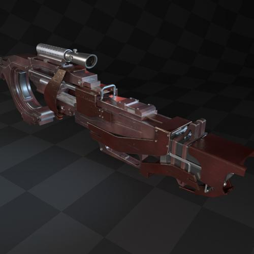 Rocket Racoons weapon preview image