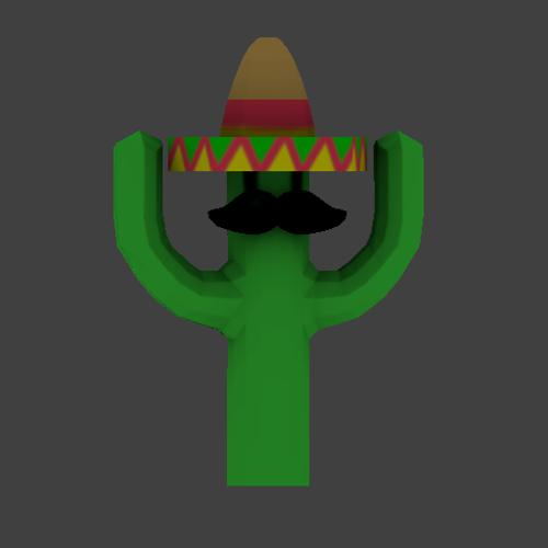 Mexican Cactus preview image