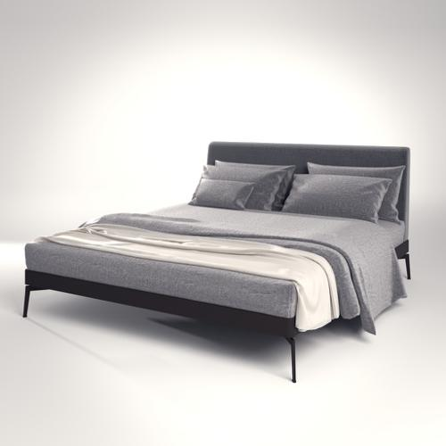 Flexform Feel Good Bed preview image