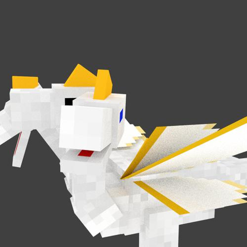 Minecraft The Prince Rig! preview image