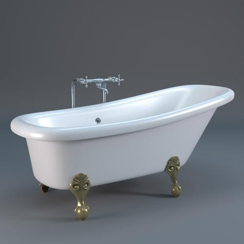 Clawfoot Bathtub preview image