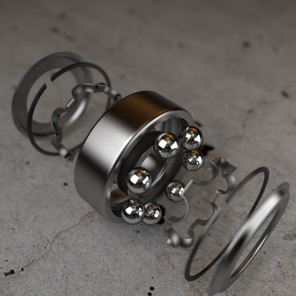 Ruleman - Ball Bearing preview image 1