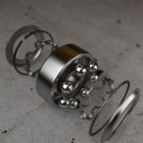 Ruleman - Ball Bearing preview image