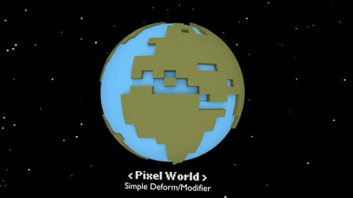 Pixel World preview image