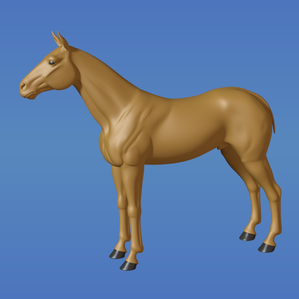 Horse preview image 1