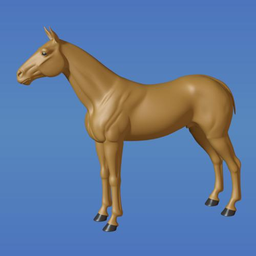 Horse preview image