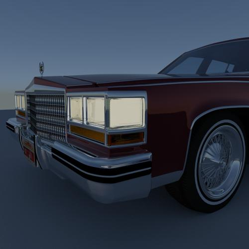 1980s Cadillac  preview image
