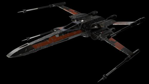 Star Wars: T70 X-Wing preview image