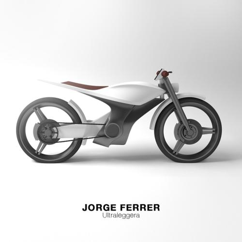 Ultraleggera - Motorbike Design preview image